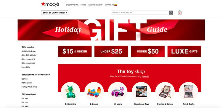 Holiday E-Commerce Strategy - Prepare your Christmas promotion ideas